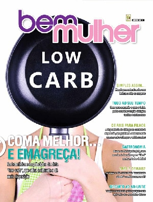 Banner Capa da Revista Mês Bem Mulher