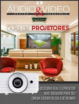 Banner Guia de Projetores Áudio & Vídeo