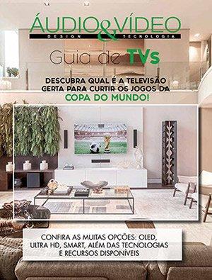 Banner Guia de TV Áudio & Vídeo