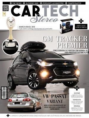 Banner Capa da Revista Mês Car Stereo / Car Profissional