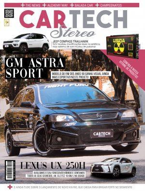 Banner Capa da Revista Mês Car Stereo